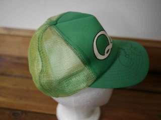 Vtg Signed RICKY RUDD #26 Quaker State Racing Trucker Hat Cap One Size