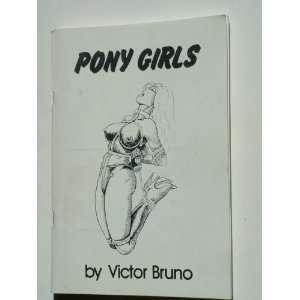 Pony Girls Victor Bruno Books