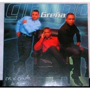 Con El Corazon De Acero: Grupo Grena: Music