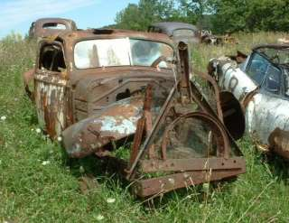 1939 Chevy Chevrolet Coupe Stock Car Rough Rat Hot Rod