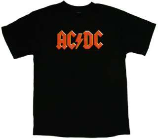 ACDC Logo   ACDC T shirt