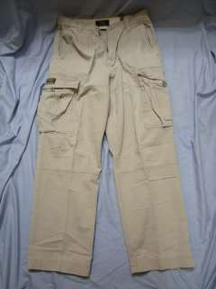ABERCROMBIE & FITCH MENS CARGO PANTS SIZE US 30R X 29 CHEAP