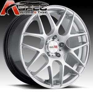 19STAGGERED P40 STYLE WHEELS RIM FIT NISSAN 300Z 350Z