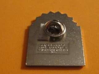 Denver Broncos Metal Hat Pin @ NFL FootBall 1998 AFC DC