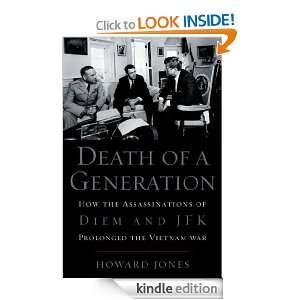 Death of a Generation : How the Assassinations of Diem and JFK