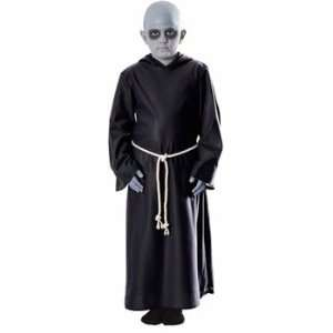 Childs Addams Family Uncle Fester Costume (Size:Medium 8