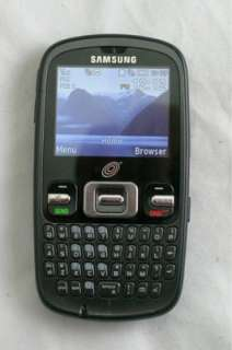Samsung SCH R355C Black (Straight Talk) Cellular Phone 616960016649