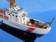 USCG Patrol Boat Wooden Ship Model 16 NOT KIT