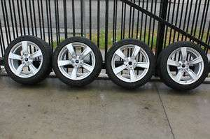 2011 NISSAN 370Z FACTORY OEM WHEELS WITH TPMS 18