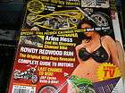 Easyriders magazine #390 Dec. 05 Arlen Ness