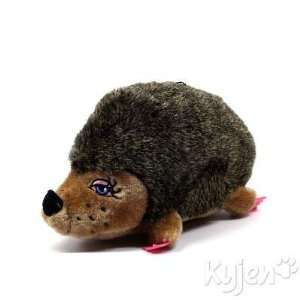Plush Puppies HEDGEHOG GIRL Dog Toy Brown Junior: Everything Else
