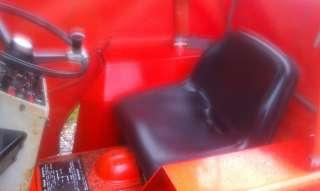 Simplicity 4041 PowerMax Garden Tractor snowblower and plow