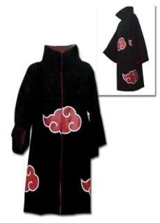 Itachi Akatsuki Jacket Coat Cosplay Costume High End Ver Clothing