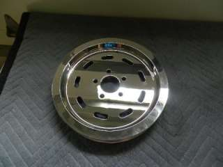 Harley Slotted 65tooth Rear Sprocket Pulley Chrome New 40056 98