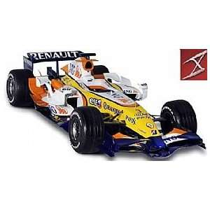 Renault F 1 Mould 2007 Livery 2008 Alonso The Digital