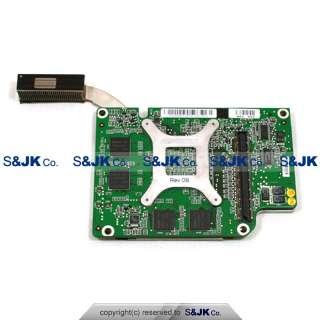 Dell Latitude D810 Nvidia FX1400 256MB Video Card K4453