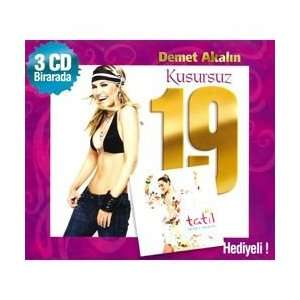 Kusursuz 19 + Tatil (3 CDs): Demet Akalin: Music