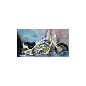 CFL Rigid 110 Scale West Coast Choppers JJ04 10 19 Toys & Games