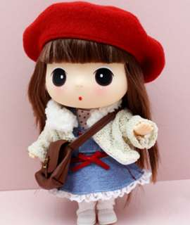 Collectible lovely Korean doll