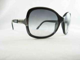 VALENTINO V 5521 Sunglasses Black Gray Grad V5521 DDD
