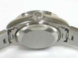 Rolex Oyster Datejust Diamond Ladies Watch 79160