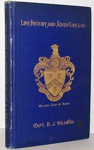 CAPTAIN BENS BOOK CAPT. BEN J. WILLARD PILOT STEVEDORE PORTLAND MAINE