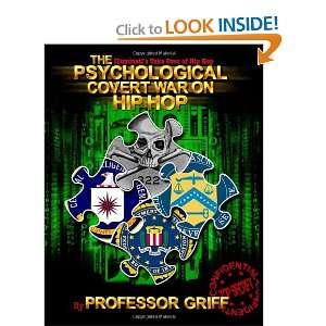 Covert War on Hip Hop (9780977124206) Professor Griff Books