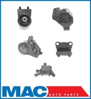 Mazda 626 Engine Motor Transmission Mount Mounts Kit