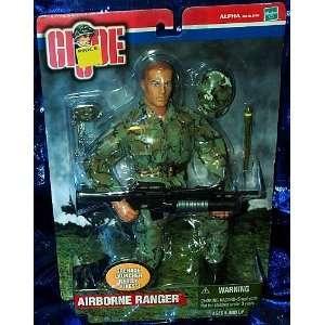 G.I. Joe Airborne Ranger 12 Action Figure Toys & Games
