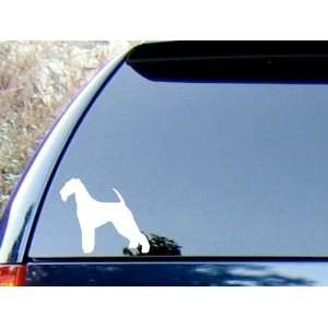Airedale Terrier #1 Vinyl Decal Sticker   Cut Out   High Quality