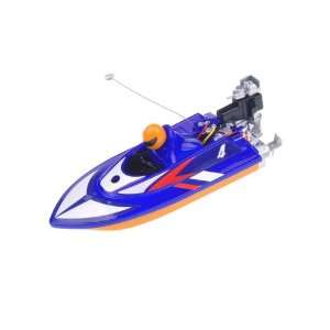 & White Radio Remote Control RC Mini Racing Speed Boat Toys & Games