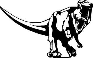 Rex Dinosaur Vinyl car van trailer sticker,decal,16v