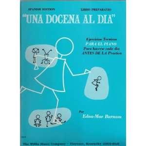 Una Docena Al Dia (Volume 1) Edna Mae Burnam Books