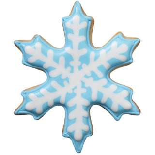 SNOWFLAKE COMFORT GRIP COOKIE CUTTER Christmas Holiday Winter Snow