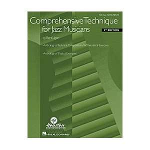 Technique for Jazz Musicians   2nd Edition Musical Instruments