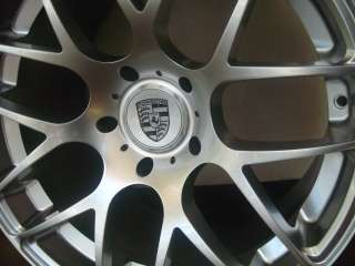 20 PORSCHE WHEELS/RIM 911 CARRERA S PANAMERA C2 C2S C4 TARGA 4 996