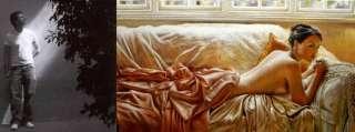 DAY DREAM ROB HEFFERAN LTD Giclee On Canvas Hand E/S#