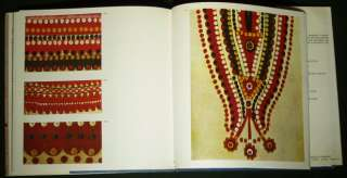 BOOK Croatian Folk Embroidery & Applique ethnic textile art costume