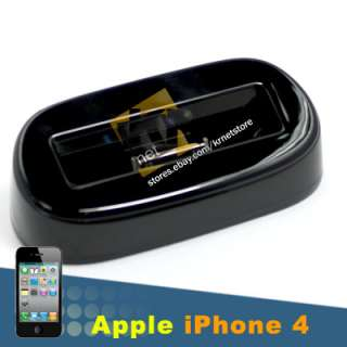 CHARGER CHARGING BATTERY POWER DATA SYNC CRADLE DOCK POD FOR APPLE