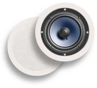 Polk Audio RC60i In Ceiling / In Wall White Speakers (Pair