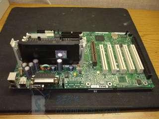 Dell 27HRF Rev A00 ATX Slot 1 Motherboard PIII 600E CPU