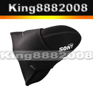 Camera Cover Case Bag for Sony a100 a200 a230 a300 a330 a350 a380 a500