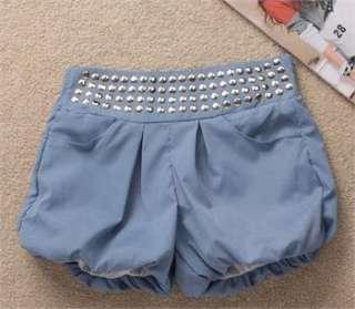 New womens Middle Waist Jeruk Skirt Pants Prevent Exposed Shorts Hot
