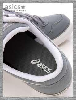 Brand New ASICS AARON CV Shoes Dark Gray/White #95