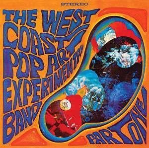WEST COAST POP ART EXP BAND PT ONE PSYCH SUNDAZED CD
