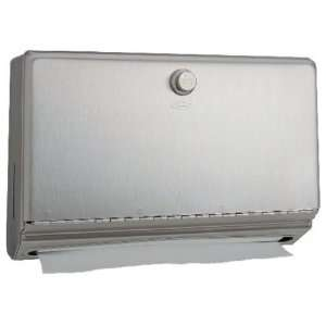 Stainless Steel Classic Series Surface Mounted Paper Towel Dispenser