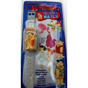 The Flintstones Talking Watch Hanna Barbera Toys & Games