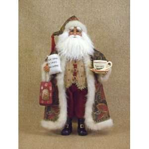 Coffee Santa Claus by Karen Didion originals 17