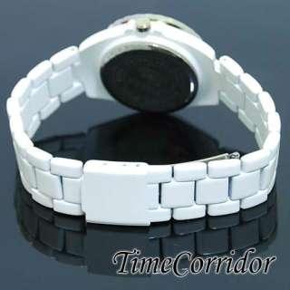 YOKEE Luxus Damen Armbanduhr Damenuhr mit Strass NEU 10