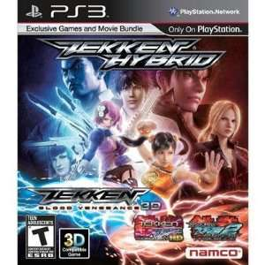 Quality Tekken Hybrid PS3 By Namco: Electronics